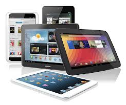 Tablet PCs and iPads