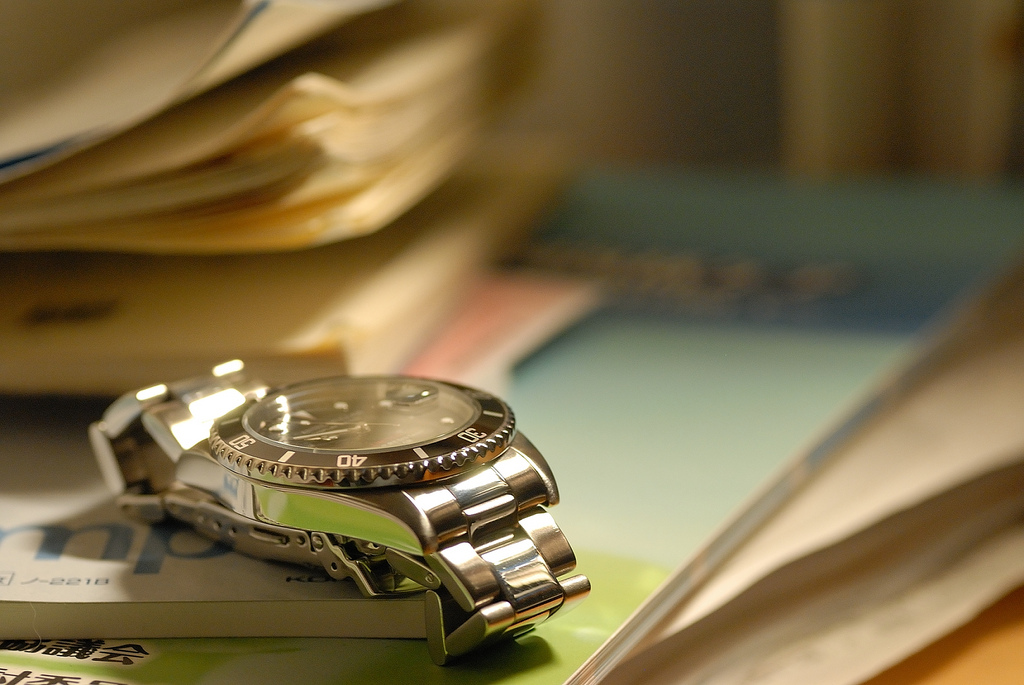 A Look At The Invention Of Wrist Watches