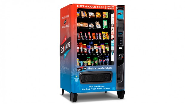 Great Opportunity For Small Business – Snack Vending Machine