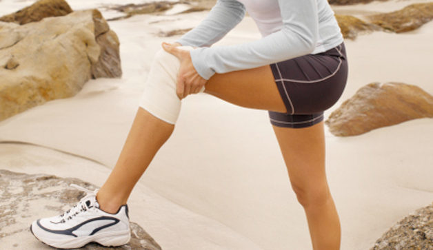 Bad Knees or Knee Pain? Try Checking Your Running Shoes!