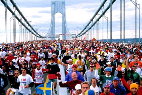 Why Is Marathon Running So Popular