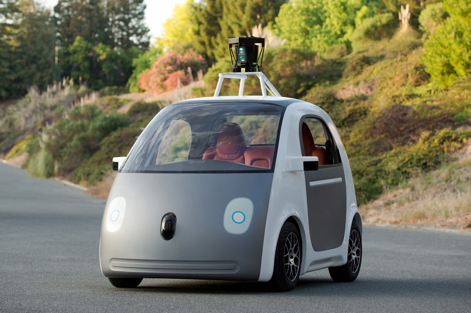 Google's driverless auto review