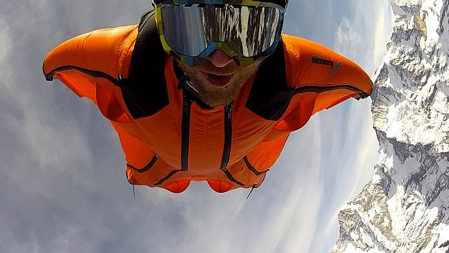 Wingsuit Base Jumping and Technology Rollouts