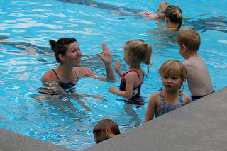 Best Swimming Lesson Practices