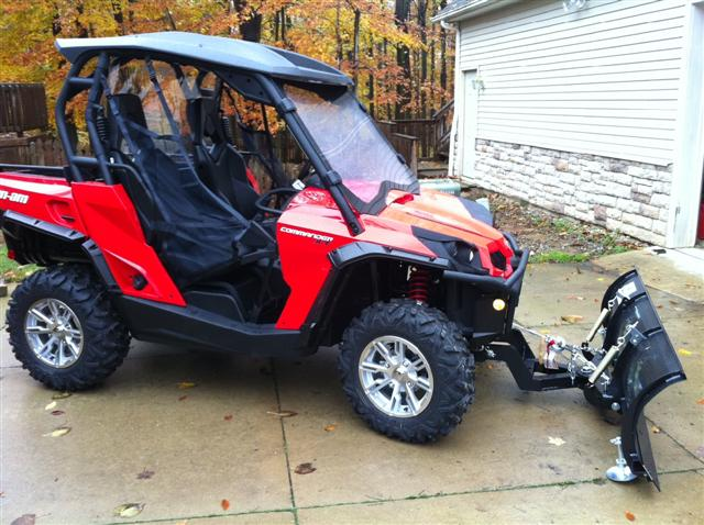 Can Am Commander UTV Accessories From EMP