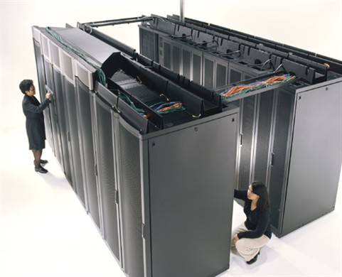 Can High Density Servers Be Enclosed With Old Server Cooling Racks