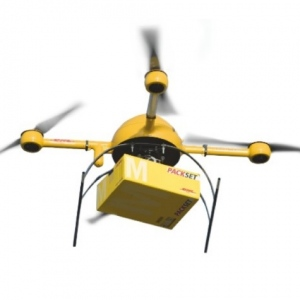 DHL Using Drones To Deliver Medicine To The German Island