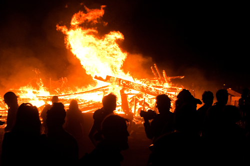 How about we Be Real Burning Man Is Bad for the Environment