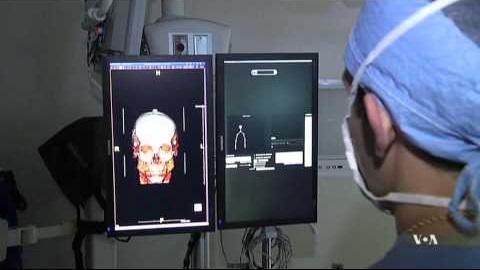 New Technology Gives Surgeons Unprecedented Views Of Patients' Bodies
