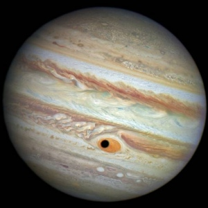 NASA Catches Jupiter One-Eyed Giant Cyclop