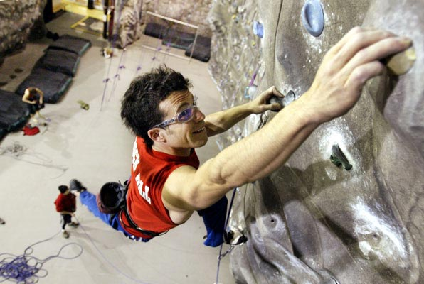 How To Get Started With Indoor Rock Climbing