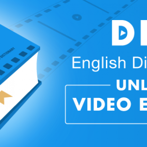 DIVII - English Video Dictionary With A Twist Of Learning and Entertainment