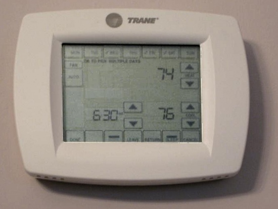 The Value Of A Programmable Thermostat