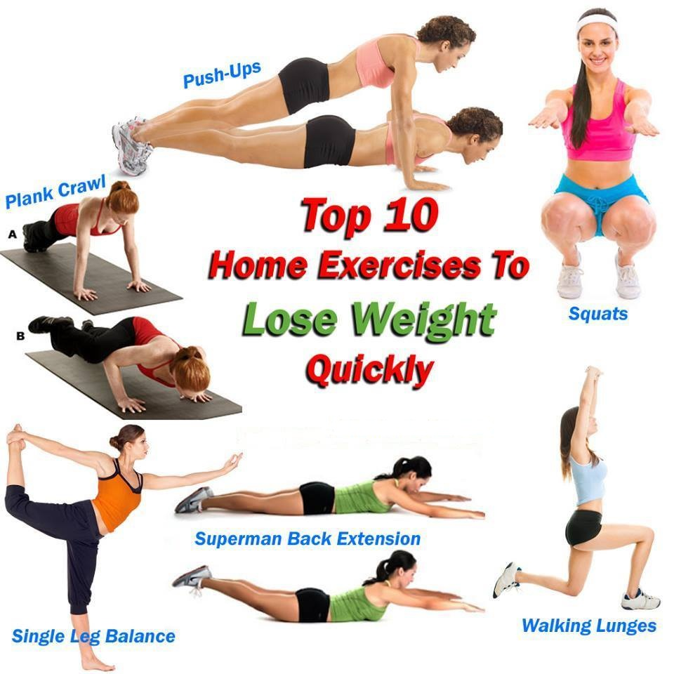 Tips To Follow While Exercising For Weight Loss