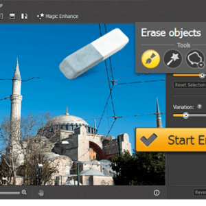 Edit Photos Using Movavi Photo Editor