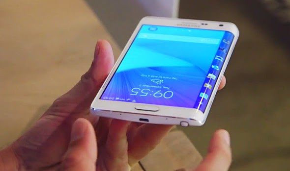 Galaxy Note Edge 2 And Galaxy Note 5 Coming In September 2015