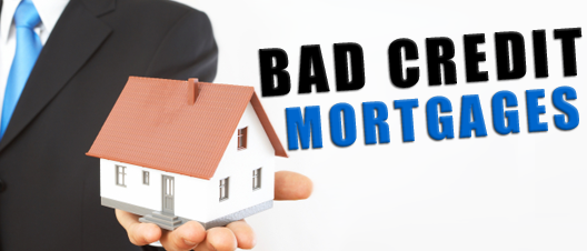 How To Find A Bad Credit Mortgage Provider?