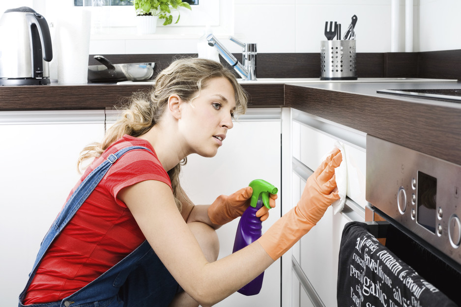 5 Things To Remember While Cleaning Kitchen