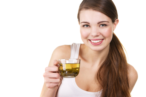 Drink Green Tea For Weight Loss