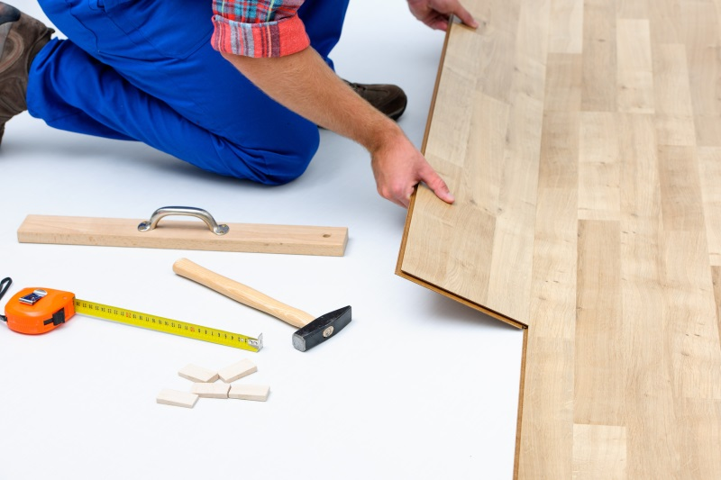 Laminate Flooring: A Discussion Regarding Its Construction As Well As Protection
