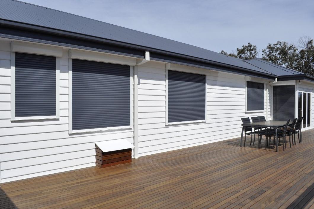 Ensure Optimum Home Security With Aluminium Roller Shutters