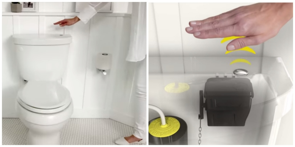 Tech Up Your Bathroom!