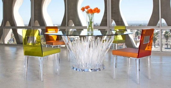 What Makes Lucite and Acrylic Furniture So Trendy?