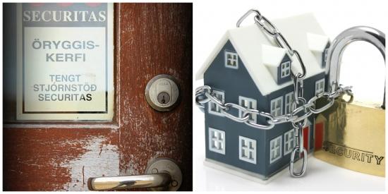 Home security, locks
