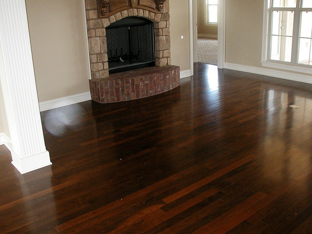 How To Properly Steam Clean Hardwood Floors