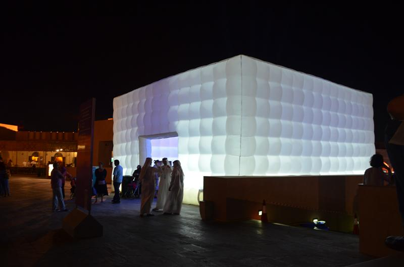 Using Inflatable Marquees For A Dynamic Outdoor Event
