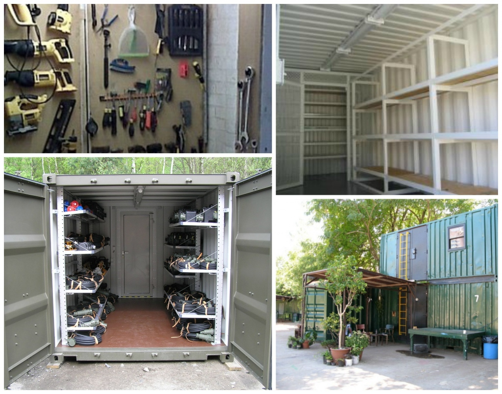 Go Green! Creative Uses Of Containers For Your Home