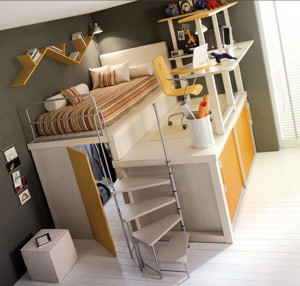Bunk Beds-Best Gift For Toddlers