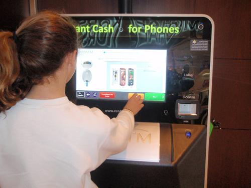 Charity Kiosks