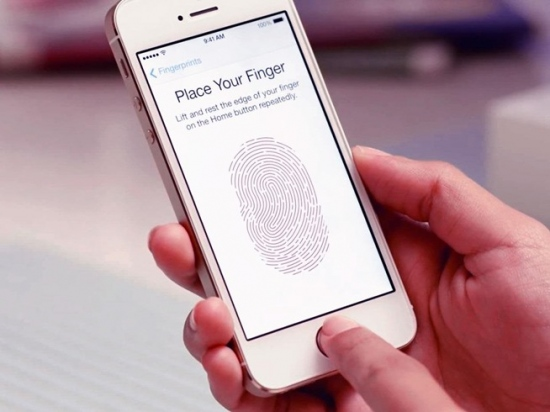 Fingerprint Sensor and Mobile App