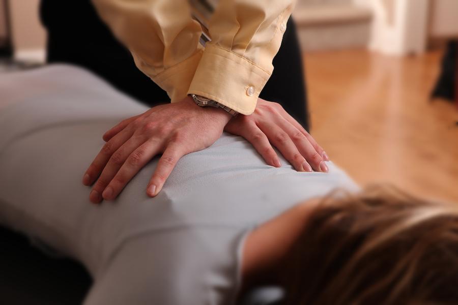 Activator Method Chiropractic Technique