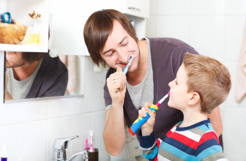 How To Instill Good Habits In Your Child