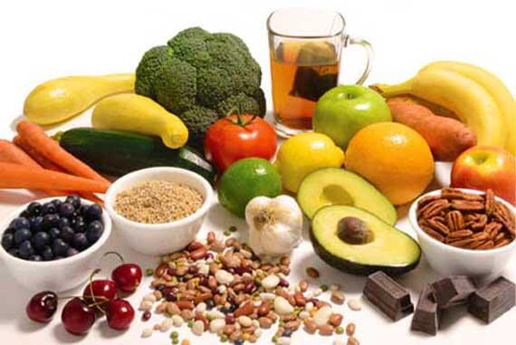 Top 6 Super Foods For Your Health