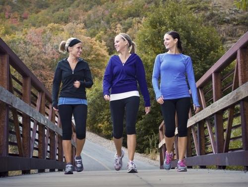 A Walk Towards Fitness