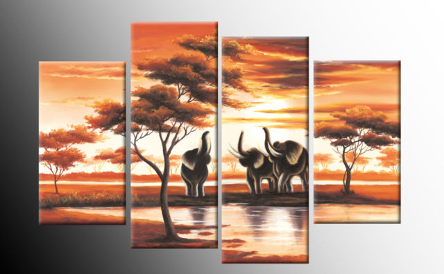 Choosing Landscape Canvas Wall Art That Fully Reflects Your Personality