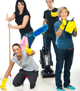 House Cleaning Service On A Budget- Domestic Cleaners from Friendly Cleaners