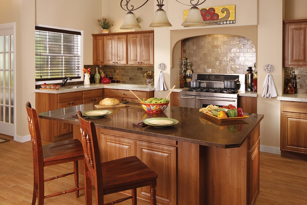Kitchen Makeovers Finding The Perfect Material For Your Countertops