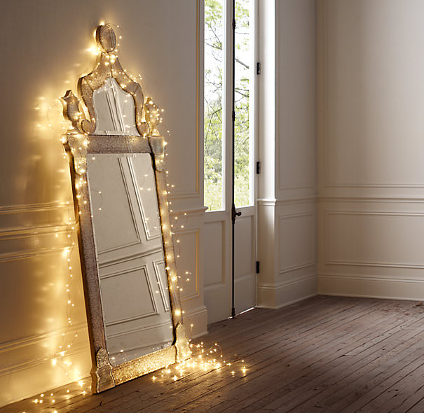 Starry Starry String Lights: Year Round Home Decor!