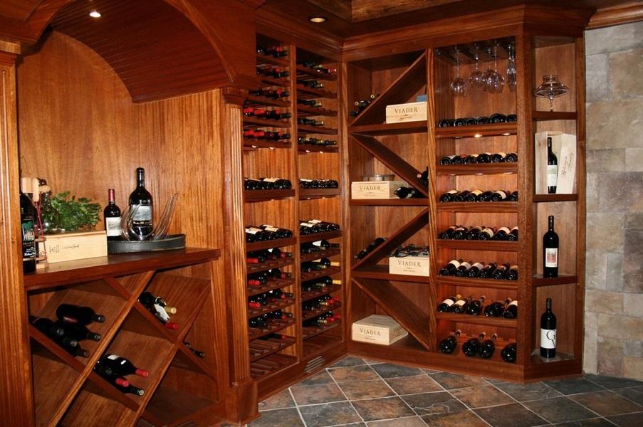 Several Smart Wine Storage Ideas