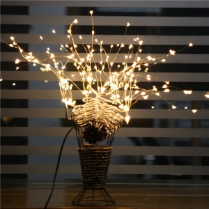 Starry Starry String Lights Year Round Home Decor!