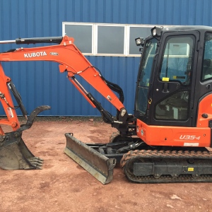 Looking At Mini Excavators For Sale Here Are Their Primary Uses