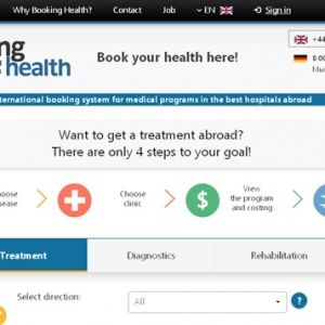 Online Medicinal Booking System – BookingHealth