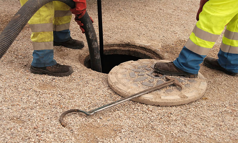 Need For Drain Jetting Throughout London During Rainfall