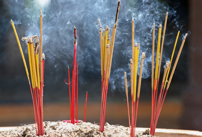 Incense Sticks With Amazing Fragrance