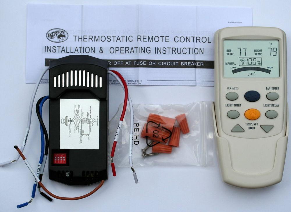 Radio remote conversion kits
