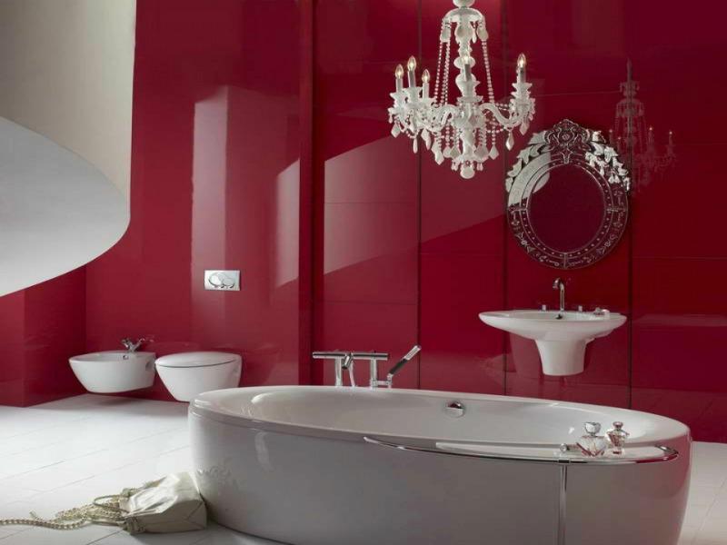 bathroom decorating ideas white red bathroom color schemes 2016